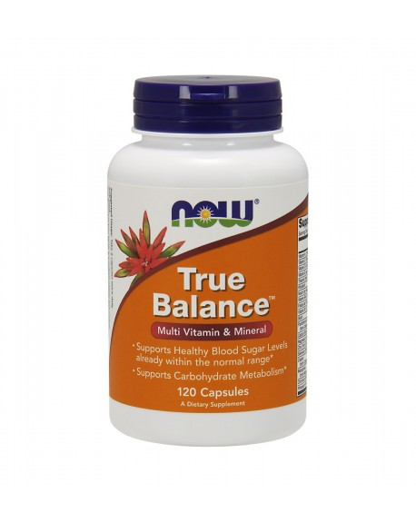 Multivitaminas e minerais - true balance ™