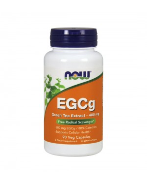 Extracto de chá verde: egcg