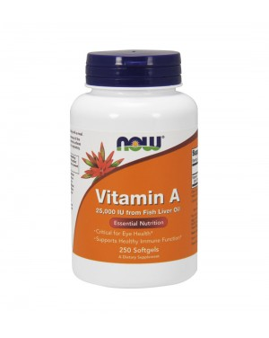 Vitamin A - 25,000 u.i.