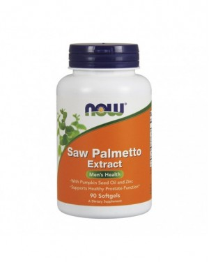 Saw palmetto extracto