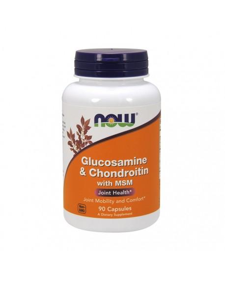 Glucosamina, condroitina e msm