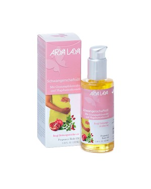 Pregnancy body oil (óleo para estrias para grávidas)