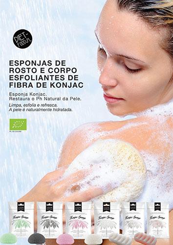 Catálogo Esponjas Dermocosméticas DietFood - Nasófis 2016