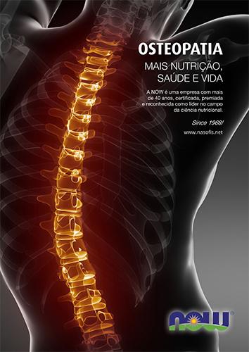 Catálogo Osteopatia Nowfoods - Nasófis 2016