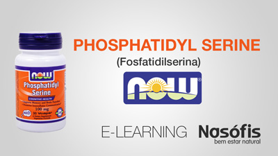 E-Learning Phosphatidyl Serina Now Foods Nasofis