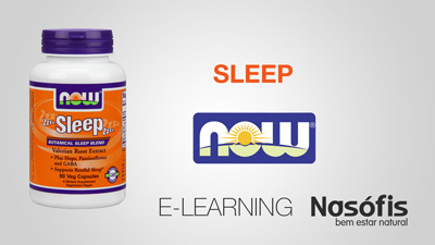 E-Lerning Sleep Now Foods Nasofis