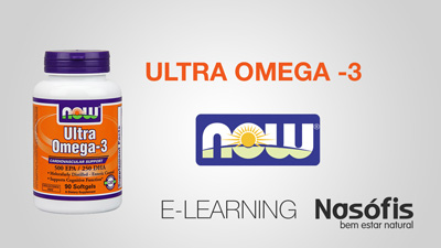 E-Learning Ultra Omega 3 Now Foods Nasofis