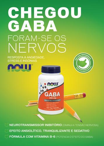 Panfleto Gaba Now Foods Nasofis