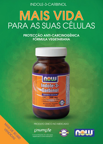 Panfleto Indole Now Foods Nasofis